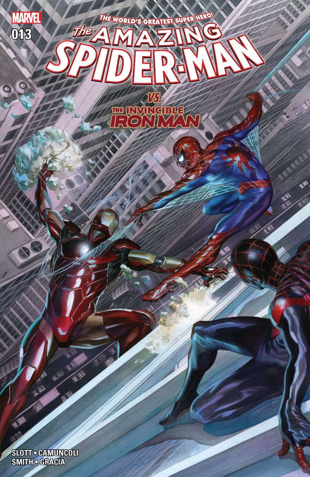 Amazing Spider-Man (2015-) #13