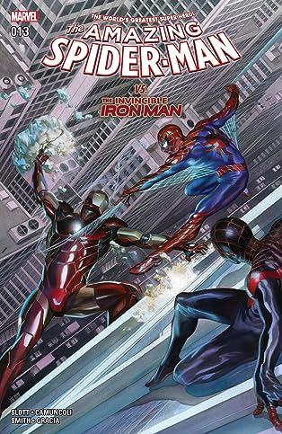 Amazing Spider-Man (2015-) #13