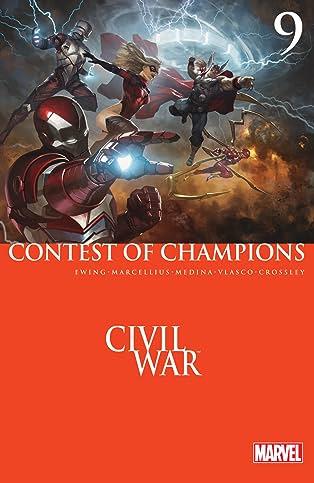 Contest of Champions (2015-2016) #9
