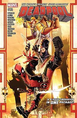 Deadpool (2015-2017) #13