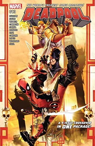 Deadpool (2015-2017) No.13