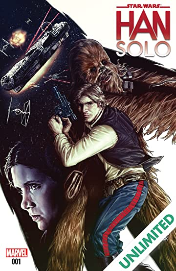 Han Solo (2016) #1 (of 5)