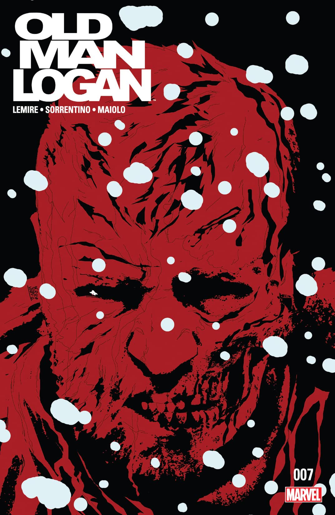Old Man Logan (2016-2018) #7