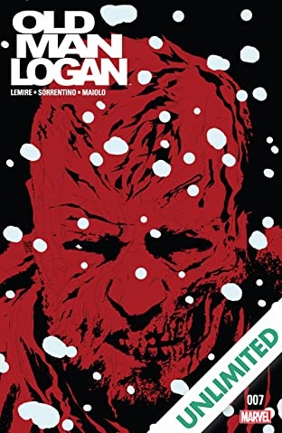 Old Man Logan (2016-) #7