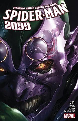 Spider-Man 2099 (2015-2017) #11