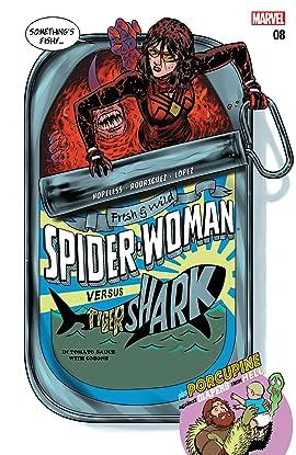 Spider-Woman (2015-2017) #8