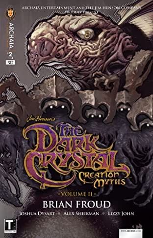 Jim Henson's Dark Crystal: Creation Myths Tome 2 No.2