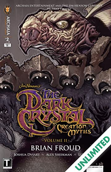 Jim Henson's Dark Crystal: Creation Myths Vol. 2 #2