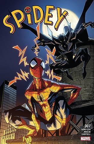Spidey (2015-2016) #7