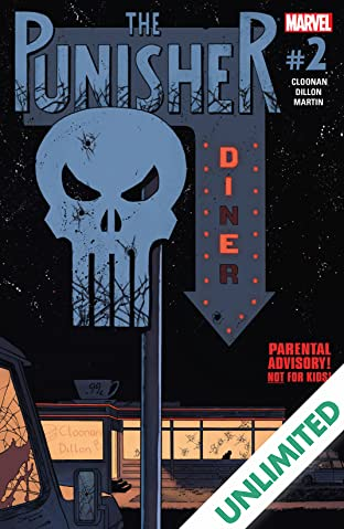 The Punisher (2016-) #2