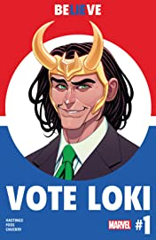 Vote Loki (2016) #1 (of 4)