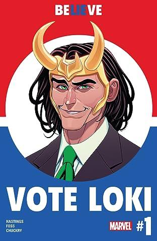 Vote Loki (2016) No.1 (sur 4)