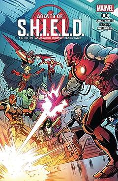 Agents of S.H.I.E.L.D. (2016) #6