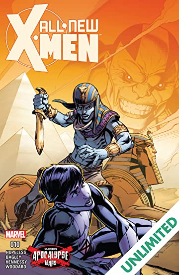 All-New X-Men (2015-2017) #10