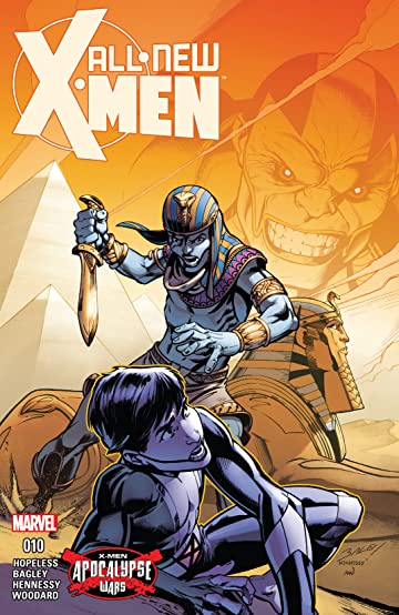 All-New X-Men (2015-2017) #10