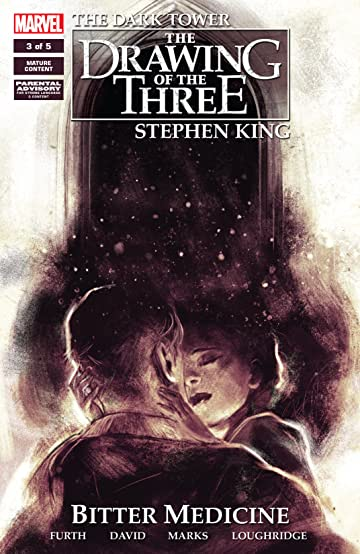 Dark Tower: The Drawing Of The Three - Bitter Medicine #3 (of 5)
