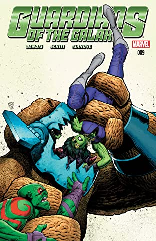 Guardians of the Galaxy (2015-) #9