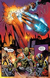 Guardians of the Galaxy (2015-2017) No.9