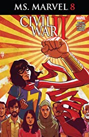 Ms. Marvel (2015-) #8