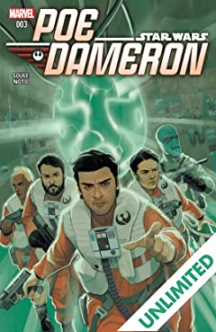 Star Wars: Poe Dameron (2016-2018) #3