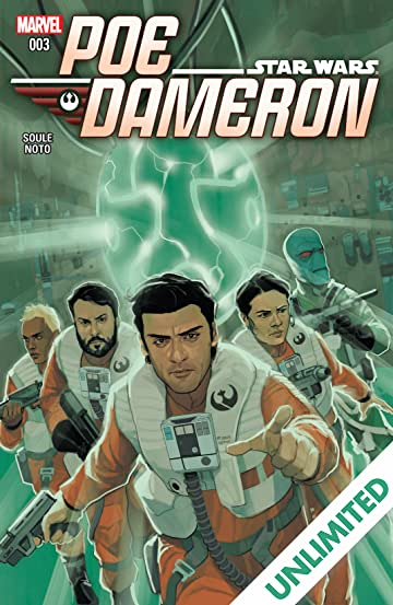Star Wars: Poe Dameron (2016-) #3