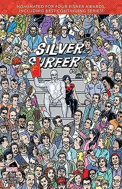 Silver Surfer (2016-2017) #5
