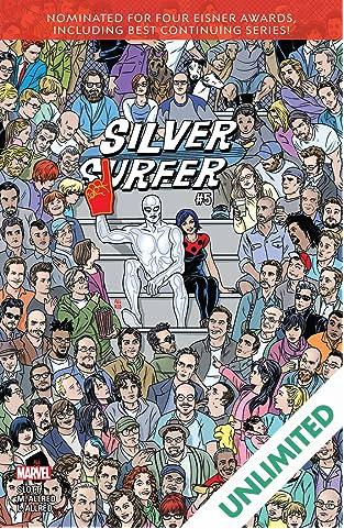 Silver Surfer (2016-) #5