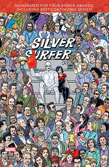 Silver Surfer (2016-2017) #5