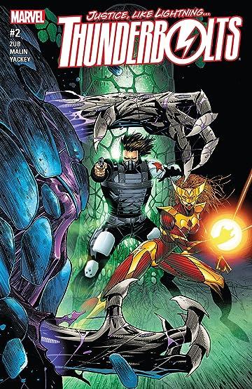 Thunderbolts (2016-2017) #2