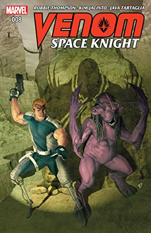 Venom: Space Knight (2015-2016) #8