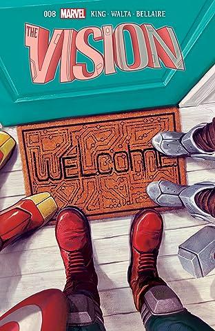 Vision (2015-2016) #8