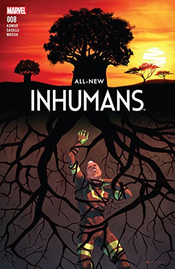 All-New Inhumans (2015-2016) #8