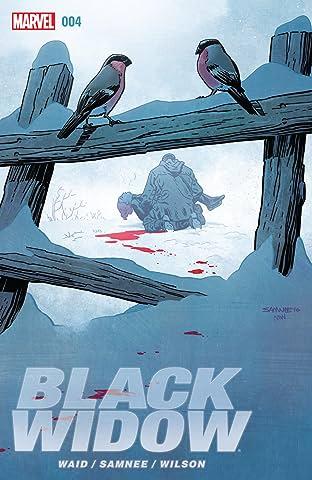 Black Widow (2016-2017) #4