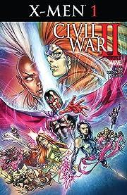 Civil War II: X-Men (2016) #1 (of 4)