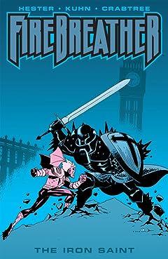 Firebreather: Iron Saint