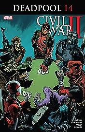 Deadpool (2015-2017) #14