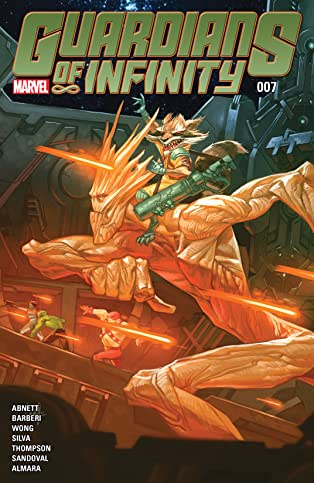 Guardians of Infinity (2015-2016) #7