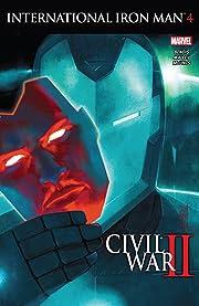 International Iron Man (2016) #4
