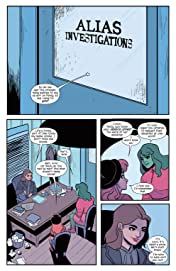 Patsy Walker, A.K.A. Hellcat! (2015-2017) #7
