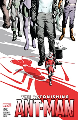The Astonishing Ant-Man (2015-2016) #9