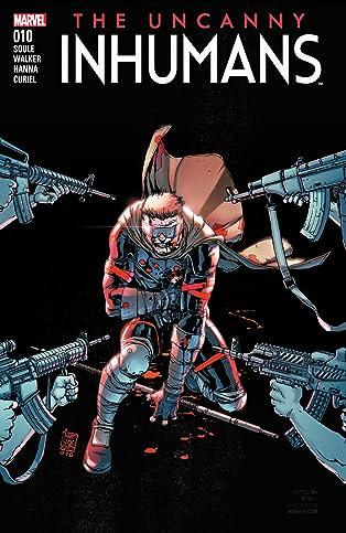 Uncanny Inhumans (2015-2017) #10