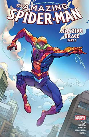 Amazing Spider-Man (2015-2018) No.1.6