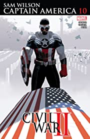 Captain America: Sam Wilson (2015-2017) #10
