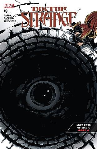 Doctor Strange (2015-2018) No.9