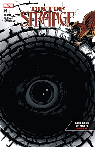 Doctor Strange (2015-) #9