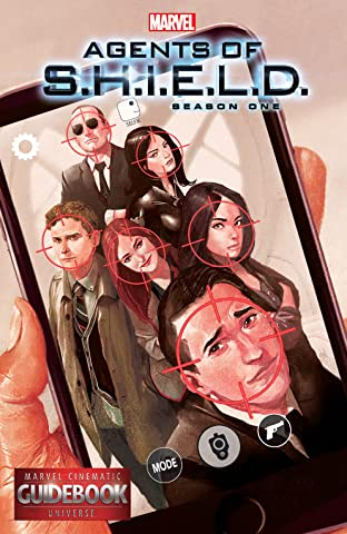 Guidebook to the Marvel Cinematic Universe - Marvel's Agents of S.H.I.E.L.D. Season One No.1