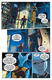Marvel Universe Ultimate Spider-Man: Contest of Champions (2016) #4