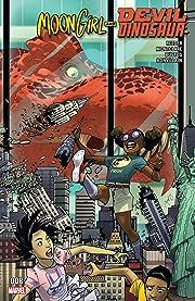 Moon Girl and Devil Dinosaur (2015-) #8