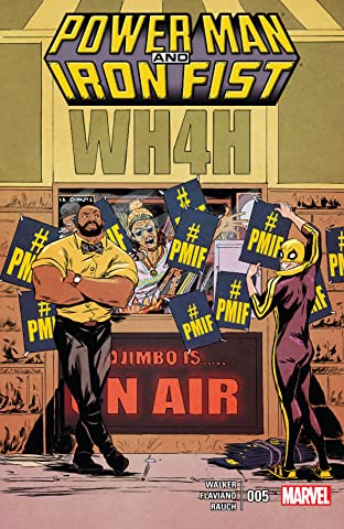 Power Man and Iron Fist (2016-2017) #5