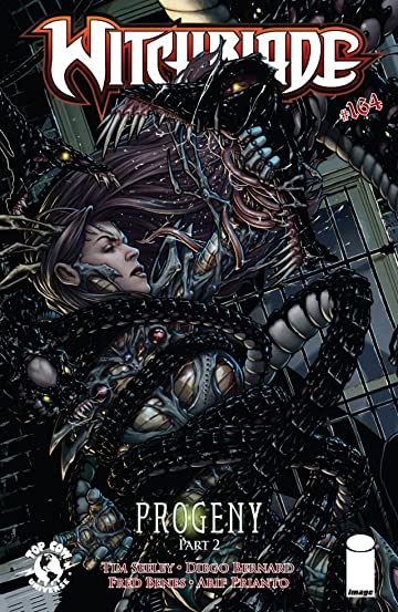 Witchblade #164